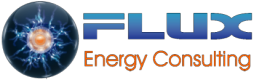 Flux Energy Sticky Logo