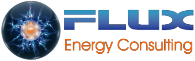 Flux Energy Retina Logo